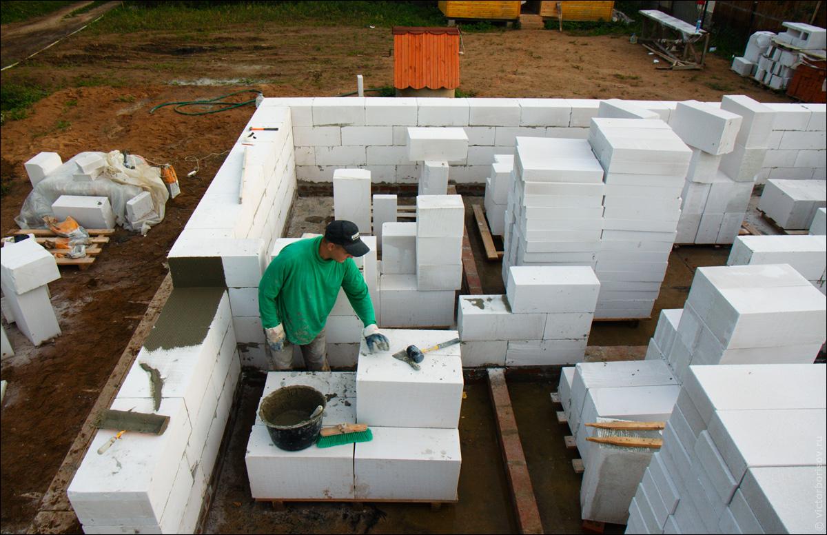из чего делают газосиликатный блок
